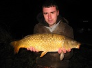 Common Carp estimated at 7lb from Main Lake on single Sweetcorn by Mark