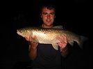 Local angler, Mark lands another grassie at 9.5lb from House Pool