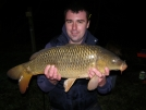 Mark, a local angler with his 14.5lb Common Carp