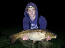 Night Angler, Lewis with another nice Common from Main Lake