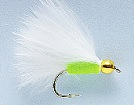 The Mini Cats Whisker Fly - an excellent winter fly pattern