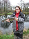 Ladies Trout Fishing too